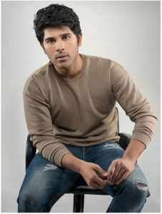 Allu Sirish Biography