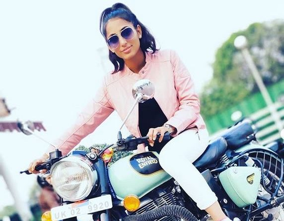 Ankita Pathak Roadies Real Heroes Biography